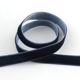 Vienpusė velvetinė ribbon 6.5 mm., 1 meter