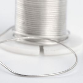 Varinė jewelry wire 0.3 mm, 50 m.