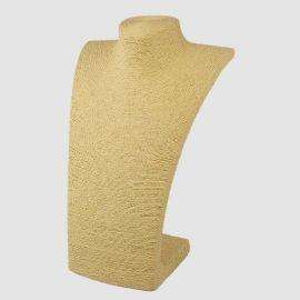 Kortelė auskarams su zomšu 52x37 mm