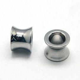 Nerūdijančio plieno 304 intarpas, 10x8 mm., 1 vnt