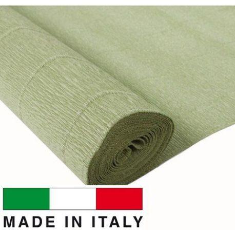 562 Cartotecnica Rossi krepinis popierius 2.50 x 0.50 m., 180 g.