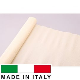 17A1 Cartotecnica Rossi krepinis popierius 2.50 x 0.50 m., 180 g.
