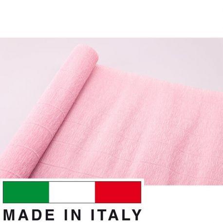 Kokybiškas Itališkas popierius, rožinės spalvos 17A3, 2.50 x 0.50 m.