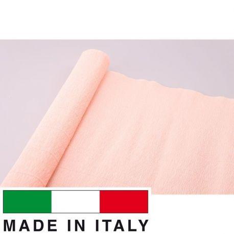 Kokybiškas Itališkas popierius, persiko spalvos 17A5, 2.50 x 0.50 m.