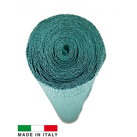 Kokybiškas Itališkas popierius, žalios spalvos 17E/4, 2.50 x 0.50 m.
