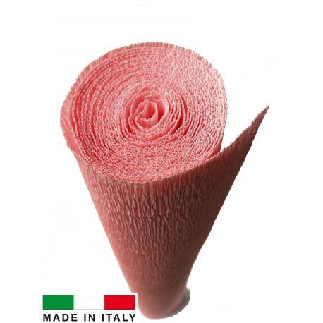 Kokybiškas Itališkas popierius, rožinės spalvos 548, 2.50 x 0.50 m.