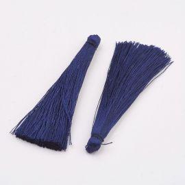 Elementas naudojamas dekoruoti, gaminiti papuošlus, randarbius, elementus aksesuarams, 5-6 mm ilgis 65 mm, 1 vnt. Kaina 0,6 Eur.