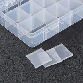 Plastic box, 160x100x30 mm., 1 pc