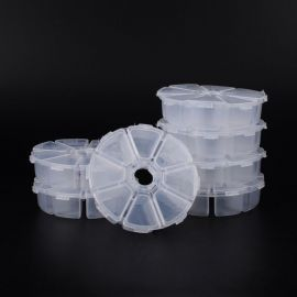 Plastic box, 105x105x28 mm., 1 pc