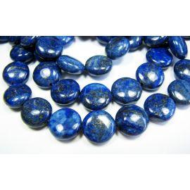 Lapis Lazuli karoliukų 10 mm gija