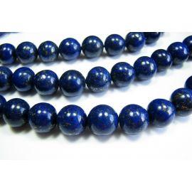 Lapis Lazuli bead thread 10 mm Class A