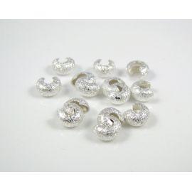 Jewelry end cap 10x9 mm