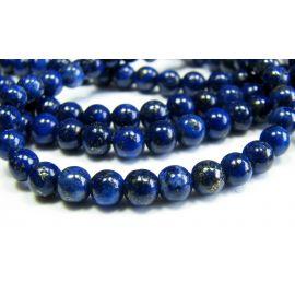 Lapis Lazuli karoliukai 6 mm