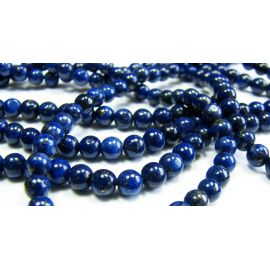 Lapis Lazuli beads 6 mm