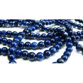 Lapis Lazuli karoliukų gija 3 mm