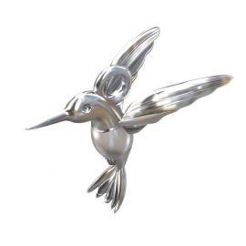 """Pendant """"Bird"""" 925, 14,5x15x1,5 mm 1 pc."""