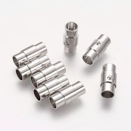Magnetinis užsegimas, 17x9 mm, 2 vnt., 1 maišelis