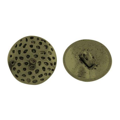 Metalinė saga. Sendintos bronzinės spalvos dydis 19