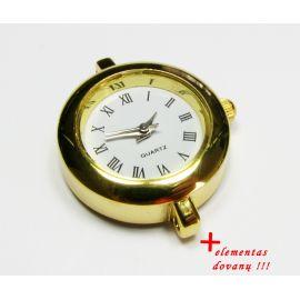 Laikrodukas su elementu 28x25 mm