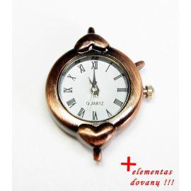 Laikrodukas su elementu 32x25 mm