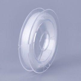 Elastinė gumutė, 0.8 mm, ritinėlyje ~10 m., 1 ritinėlis