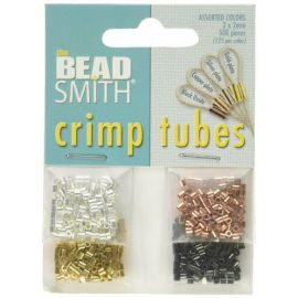 Jewelry Beads crimps
