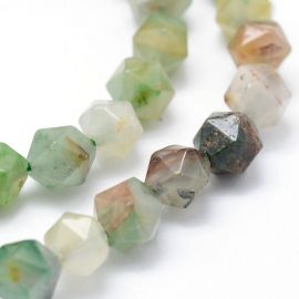 Natural Chrysoprase beads 8-8,5 mm 1 strand