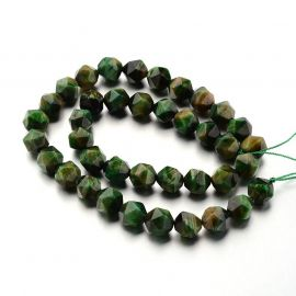 Natural Tiger eye beads 10 mm 1 strand