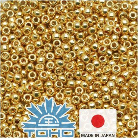 TOHO® Biseris PermaFinish - Galvanized Starlight TR-11-PF557 11/0 (2,2 mm) 10 g.