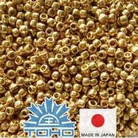 TOHO® Biseris Galvanized Starlight TR-11-557 11/0 (2,2 mm) 10 g.