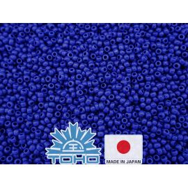 TOHO® Biseris Opaque Navy Blue TR-11-48 11/0 (2,2 mm) 10 g.