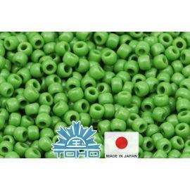TOHO® Biseris Opaque Mint Green TR-11-47 11/0 (2,2 mm) 10 g.