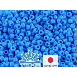 TOHO® Biseris Opaque Cornflower TR-11-43D 11/0 (2,2 mm) 10 g.