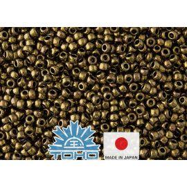 TOHO® Biseris Antique Bronze TR-11-223 11/0 (2,2 mm) 10 g.