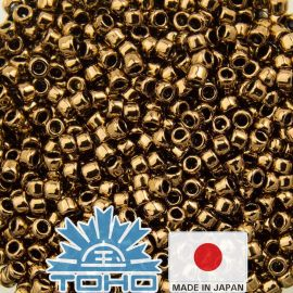 TOHO® Biseris Bronze TR-11-221 11/0 (2,2 mm) 10 g.