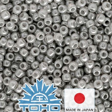 TOHO® Biseris Ceylon Smoke TR-11-150 11/0 (2,2 mm) 10 g.