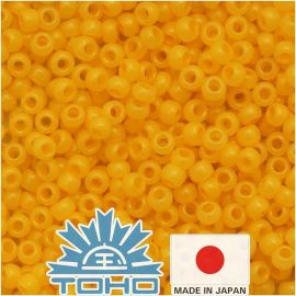 TOHO® Biseris Ceylon Frosted Peach Cobler 11/0 (2,2 mm) 10 g.