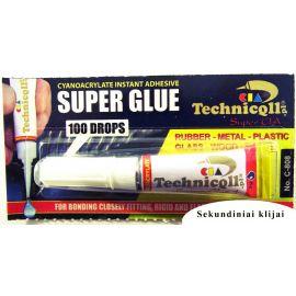 Super Glue Techniqll C-808 2 g.