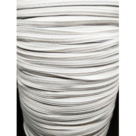 Elastic band - rubber 4 mm, 100 m.