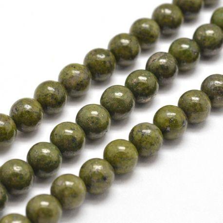 Natūralus Žaliasis Granitas vėriniams