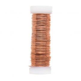 GRIFFIN copper wire 0.50 mm., 1 coil