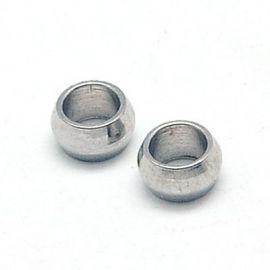 Stainless steel 304 insert 3.5x2 mm. 20 pcs., 1 bag