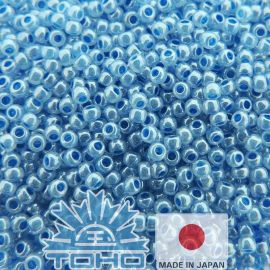 TOHO® Biseris Ceylon Denim Blue 11/0 (2,2 mm) 10 g.