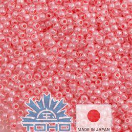 TOHO® Biseris Ceylon Impatiens Pink 11/0 (2,2 mm) 10 g.