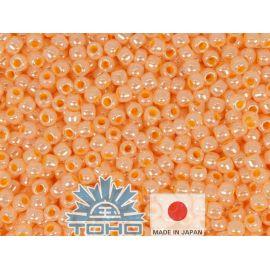 TOHO® Biseris Ceylon Apricot 11/0 (2,2 mm) 10 g.