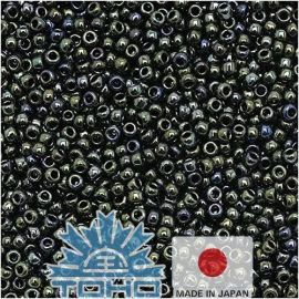 TOHO® Biseris Metallic Moss 11/0 (2,2 mm) 10 g.