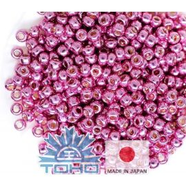 TOHO® Biseris Galvanized Pink Lilac 11/0 (2,2 mm) 10 g.