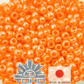 TOHO® Biseris Orange 11/0 (2,2 mm) 10 g.