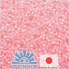 TOHO® Biseris Ceylon Innocent Pink 11/0 (2,2 mm) 10 g.