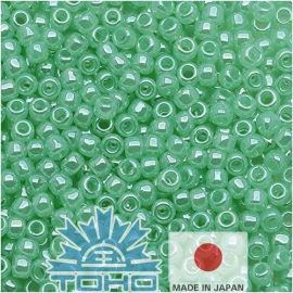 TOHO® Biseris Ceylon Celery 11/0 (2,2 mm) 10 g.